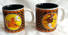Casper Mugs The Friendly Ghost Wendy Witch Halloween Set of 2