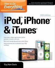 How to Do Everything iPod, iPhone & iTunes, Fifth Edition-ExLibrary