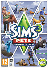 The Sims 3: Pets Expansion (PC/MAC, Region-Free) Origin Download KEY