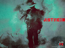 Justified Season 4 TV PLAY series Timothy Olyphant POSTER HXJT-02 36x24""