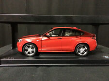 1:18 Paragon 80432352459 BMW X4 F26 Melbourne Red OVP