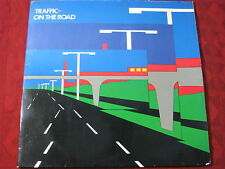 2 LP TRAFFIC On The Road ISLAND RECORDS NM