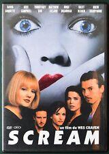 DVD Scream (Arquette, Co, Campbell)