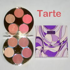 Genuine TARTE Amazonian Clay Blush Palette Color Wheel BNIB 10 Shades