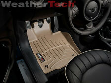 WeatherTech Floor Mats FloorLiner for Mini Countryman - 2011-2016  - Tan