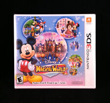 Disney Magical World (Nintendo 3DS)