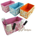 Multifunction Folding Flower Makeup Cosmetics Storage Box Organizer Container