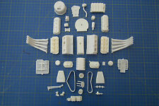 RESIN REPRODUCTION VINTAGE PARMA CHRYSLER BLOWN HEMI FIT ANY 1/10 R/C PROJECT
