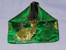 CUTE ORIENTAL COIN PURSE WITH FROG SNAP NWOT YOU CHOOSE COLOR