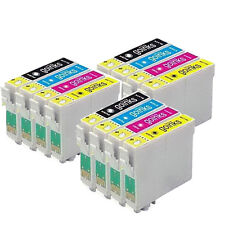 12x Ink Cartridges For Epson Stylus S22 SX125 SX130 SX425W SX445W SX438W Printer