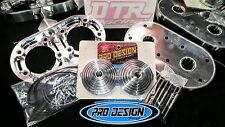 Yamaha Banshee Pro Design Cool Head with Pro Design Interchangeable Domes