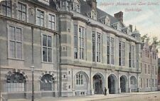 CAMBRIDGE( Cambs): Sedgwick Museum and Law School -HARTMANN