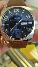 43.5MMBRAND NEW SEIKO MEN AUTOMATIC WATCH. RECRAFT-SERIES(FREE GIFT WATCHES)