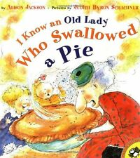 I KNOW AN OLD LADY WHO SWALLOWED A PIE Alison Jackson Great Thanksgiving Read