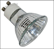 10  GU 10 50watt Halogen Lamp Bulbs Spots Lamps