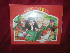 SNOW WHITE Pop-Up Picture Story   by Pamela Storey