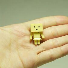 3CM Revoltech Danbo Mini Danboard Amazon Japan Box Version Mini Figure Cartoon
