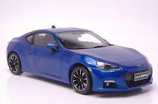 Subaru BRZ car model in scale 1:18