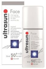 Ultrasun Face Anti-Pigmentation SPF 50+ 50ml Sun Lotion Cream Anti-Ageing