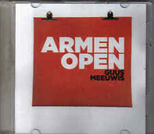 Guus Meeuwis-Armen Open Promo cd single
