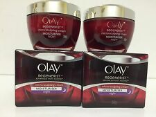 2 Olay Regenerist Advanced Anti-Ageing Micro-Sculpting Night Cream 50g Exp 3/17