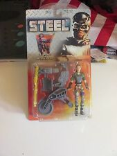 """Kenner Steel LT Sparks 5"""" Action Figure"""
