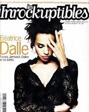Les Inrockuptibles #109 -Béatrice DALLE- Dominique A...