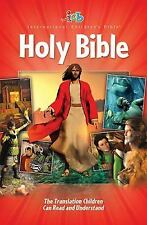 International Children's Bible: Big Red Holy Bible by Thomas Nelson
