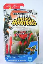 "Transformers Prime Beast Hunters Commander BLUDGEON 4"" Decepticon figure - NEW!"
