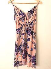 Yumi Kim Women's Silk Floral Dress Size XS Retail $249