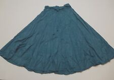 Womens Size 11/12 Green Skirt Great Condition