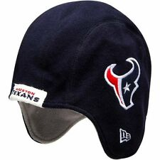 New Era Houston Texans Pigskin Helmet Hat - Navy Blue - NFL