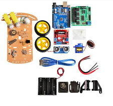 Avoidance tracking Motor Smart Robot Car Chassis 2WD For Ultrasonic For Arduino