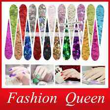 20packs 3mm Nail Art Glitter,DIY Beauty 3d Sequins Nail Decorations