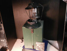 COLEMAN MODEL 5152C700 PROPANE LANTERN w/CUSTOM WOOD BOX