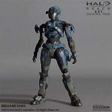 Halo Reach Play Arts Kai No.6 Action Figure Kat Brand New UK Seller