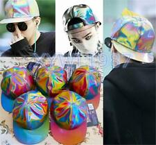 Bigbang G-dragon MultiColor Changing Snapback BACK TO THE FUTURE MARTY MCFLY Hat