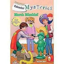 Calendar Mysteries #3: March Mischief A Stepping Stone BookTM