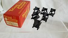 TRIANG R83 VERY RARE TRANSCONTINENTAL TC BUFFER STOPS (BUMPER) TRADE BOX OF 6