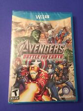 Marvel Avengers: Battle for Earth  Wii U NEW