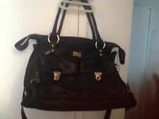 JENRIGO Black Leather bag