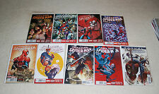 Amazing Spiderman 16 16.1 - 18 18.1 19.1 20.1 Annual 1 NM Spiral Slott Marvel