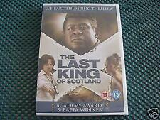 DVD: The Last King OF Scotland : Forest Whitaker