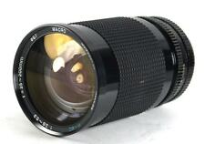 ACCESS MACRO 35-200mm Zoom Lens For PENTAX K PK Mount