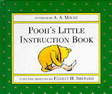 POOH'S LITTLE INSTRUCTION BOOK, A.A. MILNE, Used; Good Book