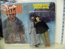 Distinctive Dummies Psycho Norma and Norman Bates Figure set