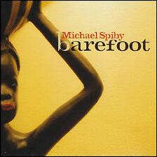 MICHAEL SPIBY - BAREFOOT CD ( THE BADLOVES ) AUSTRALIAN ROCK *NEW*