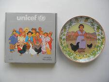 Heinrich Villeroy & Boch UNICEF Kinder der Welt Nr. 2 Tibet mit OVP (Nr. 2-2-5)