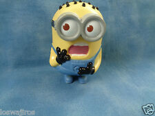 2013 McDonald's Despicable Me Tom Babbler Minnion Toy Figure 3 1/2""