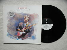 "LP CHRIS REA ""Dancing with strangers"" MAGNET 713 010 EUROPE §"